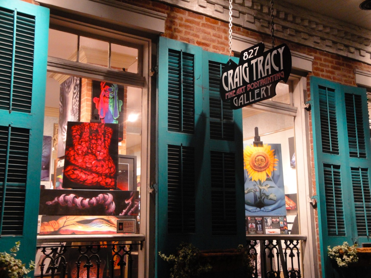 Craig Tracy Gallery, New Orleans