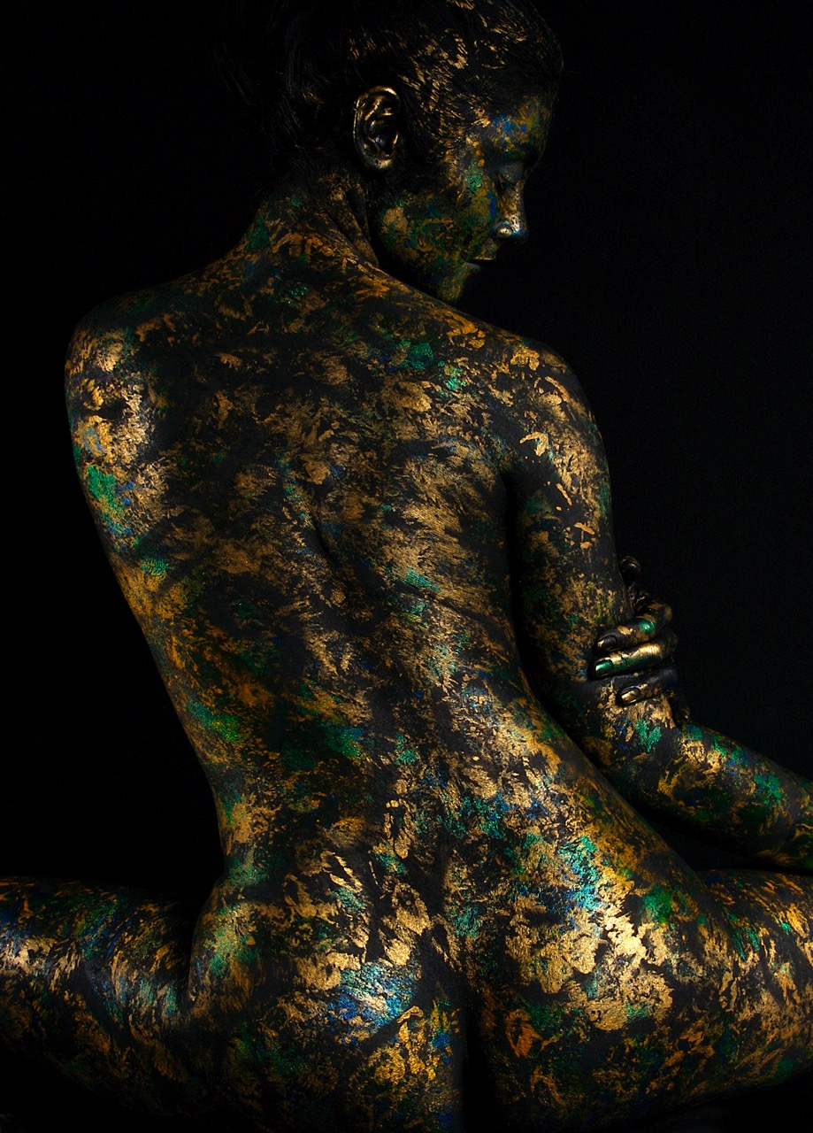 YES bodypainting image