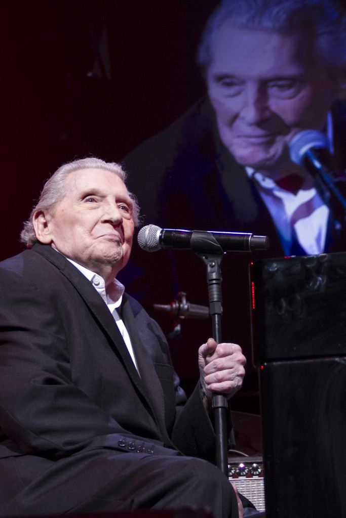 Jerry Lee Lewis, The Palladium