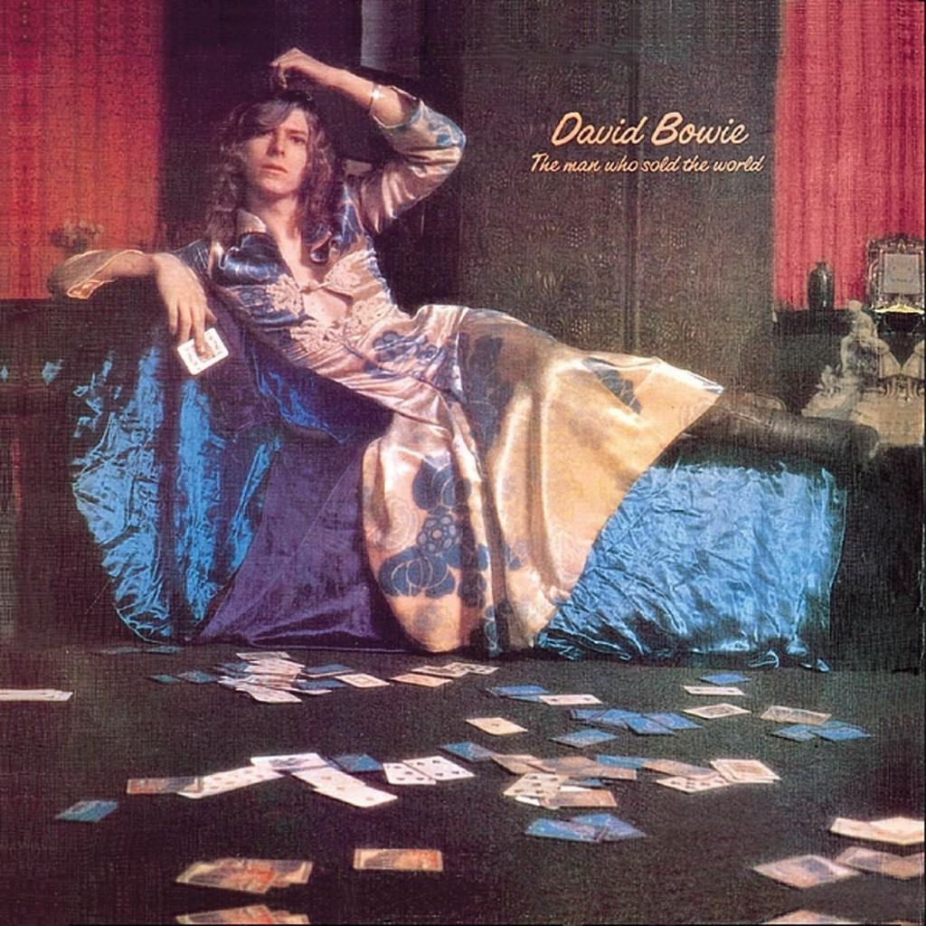 David Bowie-The Man Who Sold the World courtesy of Parlophone Records