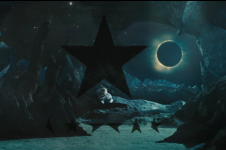 Goodbye, Major Tom | Still from the video for Blackstar