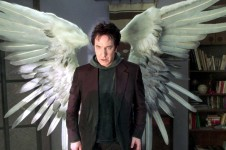 Alan Rickman as the angel Metatron in Dogma