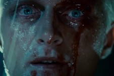 Rutger Hauer as Roy Batty in Blade Runner.