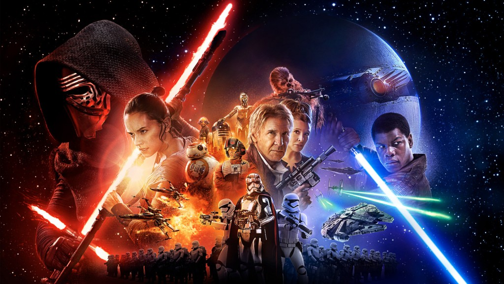 Star Wars: The Force Awakens Courtesy of Disney