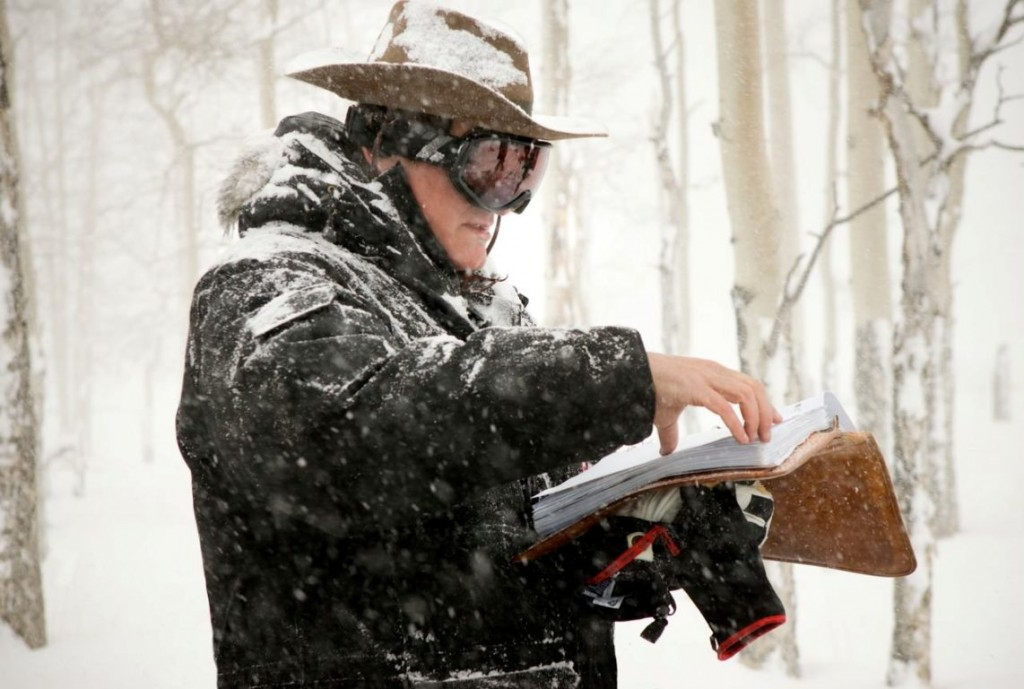 The Eighth Film by Quentin Tarantino The Hateful Eight Courtesy of ©The Weinstein Company
