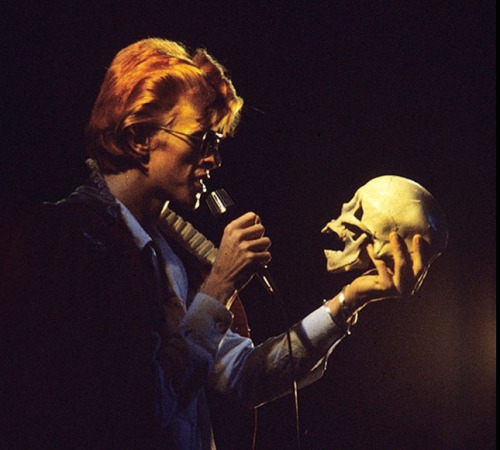 David Bowie Diamond Dogs 1974 Tour