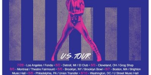 Juliette Lewis USA Tour 2016